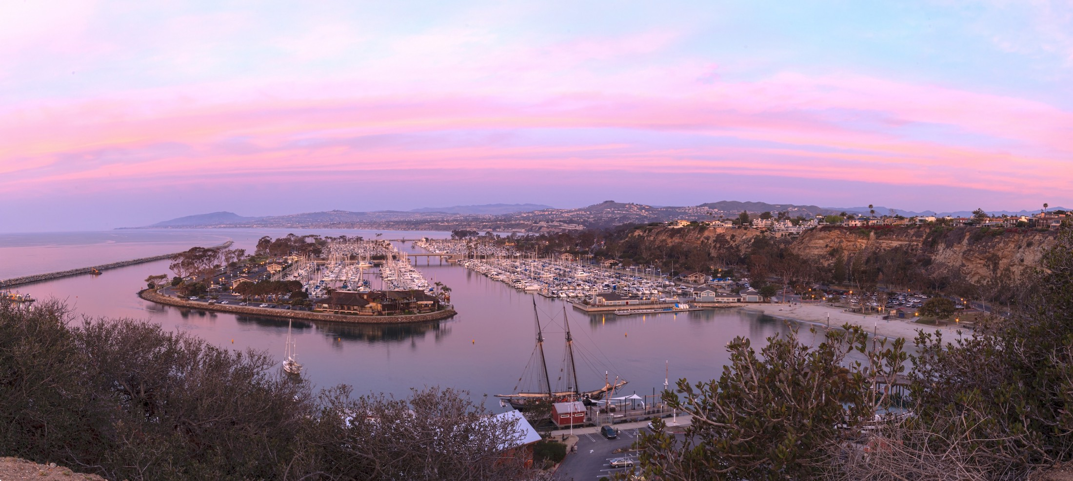 Dana Point Harbor OC CA